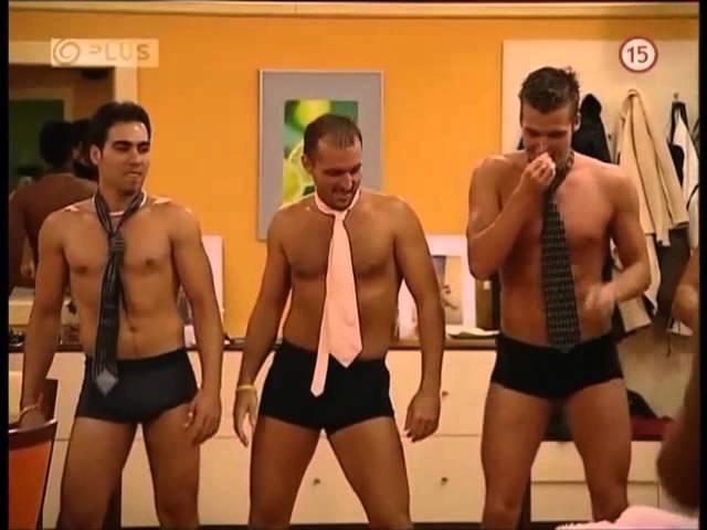 Vyvolení sk - pánský striptýz (2013)