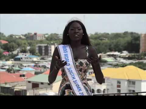 Miss World South Sudan 2016