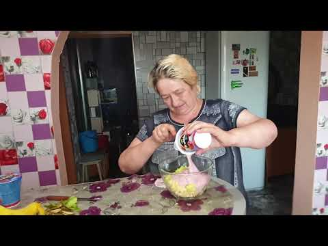 Приготавление фруктового салата диетический салат мамин рецепт