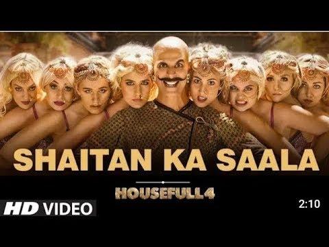 #shaitankasaala #housefull4 #akshaykumar Shaitan Ka Saala  Sohail Sen Ft. Vishal Dadlani