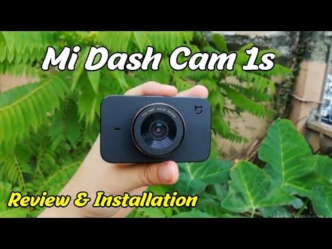 Mi Dash Cam 1s- Review And Installation || The Best Dash Cam Ever || Josh Bengero