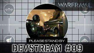 Warframe: Devstream 89 Обзор