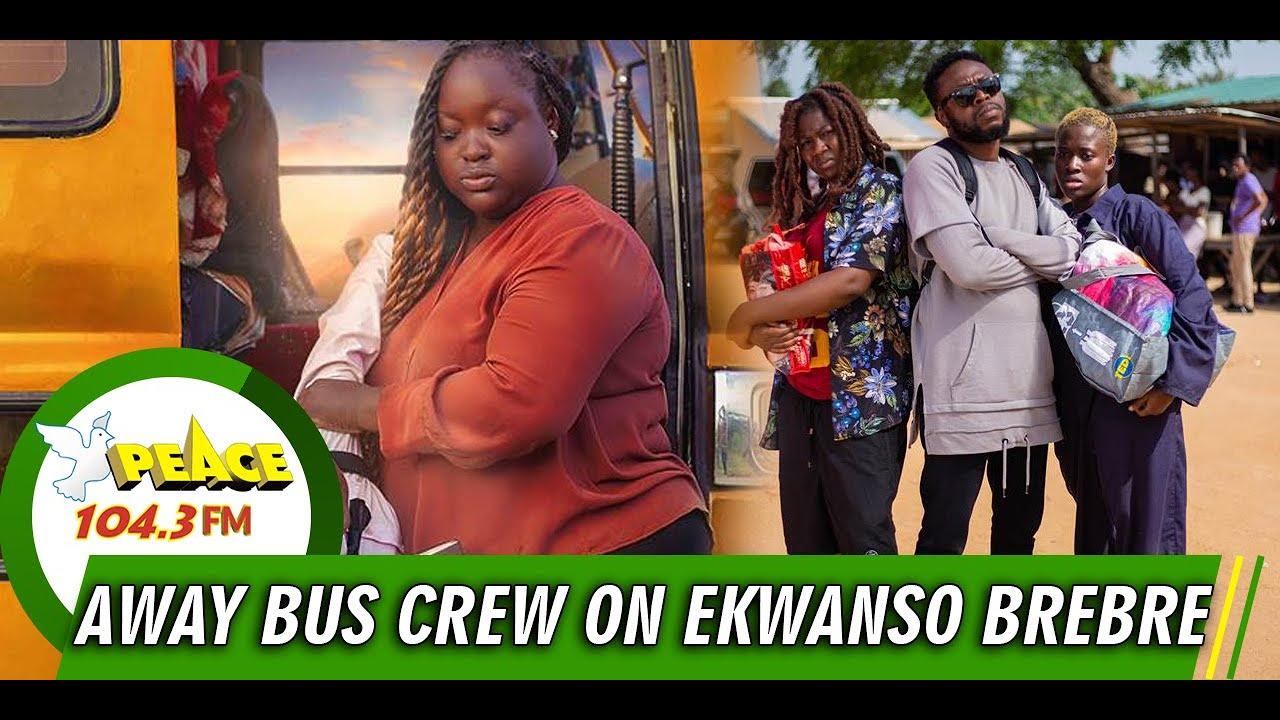 Download AWAY BUS CREW ON EKWANSO BREBRE (16/04/2019)