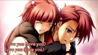 Nightcore Endless Tears Love Is A Beautiful Pain 中村 舞子