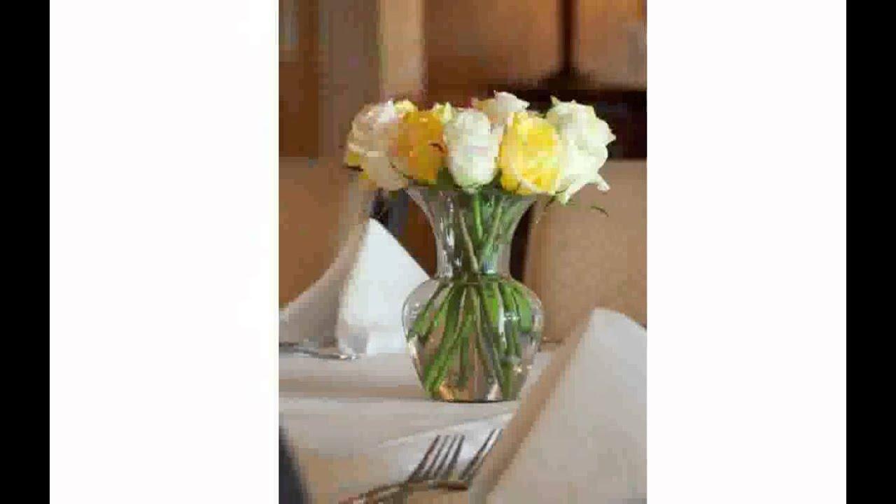 Inexpensive Flower Arrangements Youtube