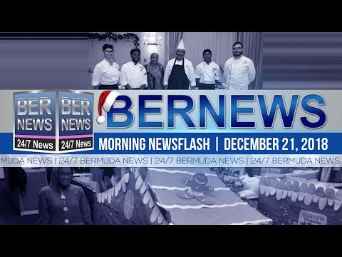 Bernews Newsflash For Friday December 21, 2018