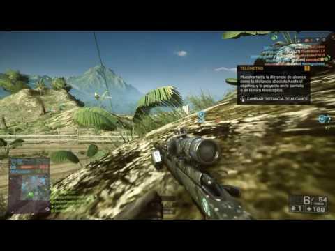 Battlefield 4 online Argentina. Clan Marg