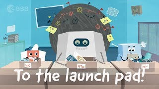 The epic adventures of BepiColombo | Part 1: to the launch pad!