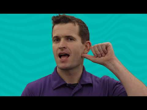 Greeting & General Conversations for Swimmers in Irish Sign Language Final