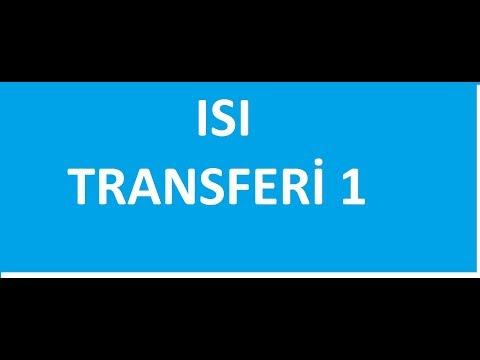 ISI TRANSFERİ I SORU ÇÖZÜMÜ 1 HEAT TRANSFER