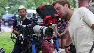 Как снимали фильм 14+, - кадры из жизни фильма