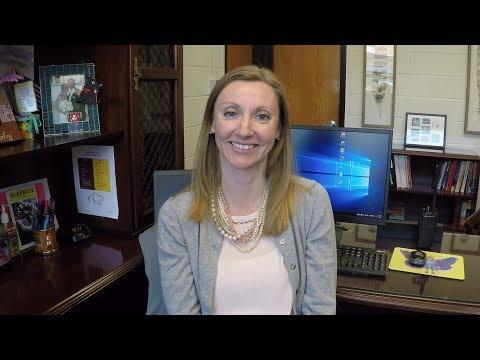 Meet the Principal of Oakton High School