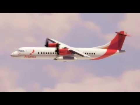 Nueva flota ATR72 de Avianca para vuelos regionales