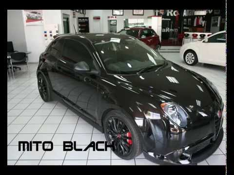 Hqdefault on Black Alfa Romeo Spider