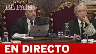 DIRECTO PROCÉS | Sigue la sesión de la tarde del juicio
