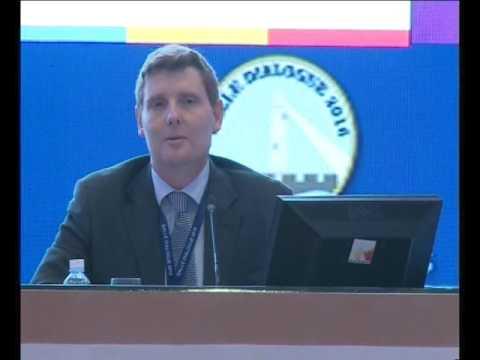 Mr  Alan Cole Head of the Global Maritime Crime Programme, UNODC