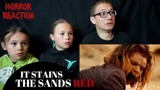 IT STAINS THE SANDS RED Trailer Reaction!!!