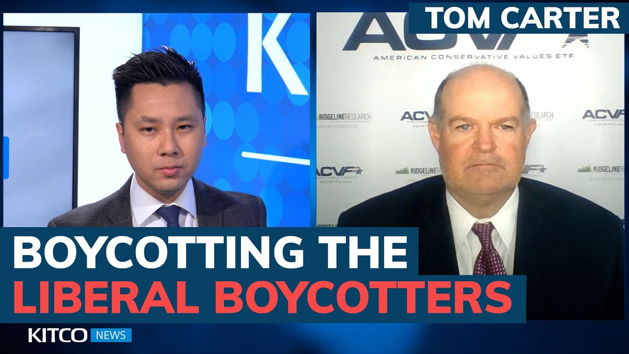 New ETF boycotts 'liberal' companies 'hostile to conservative values'