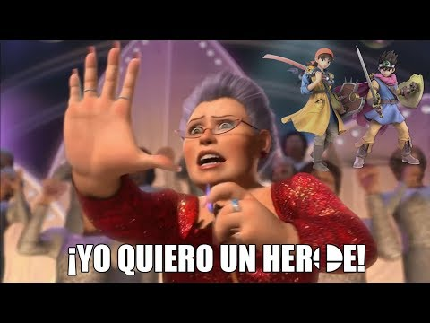 Super Smash Bros Ultimate Parodia Hero Yo Quiero Un Heroe Youtube