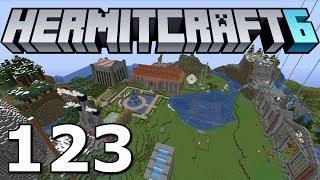 Hermitcraft 6: Making Mountains! (Minecraft 1.13.2 Ep. 123)