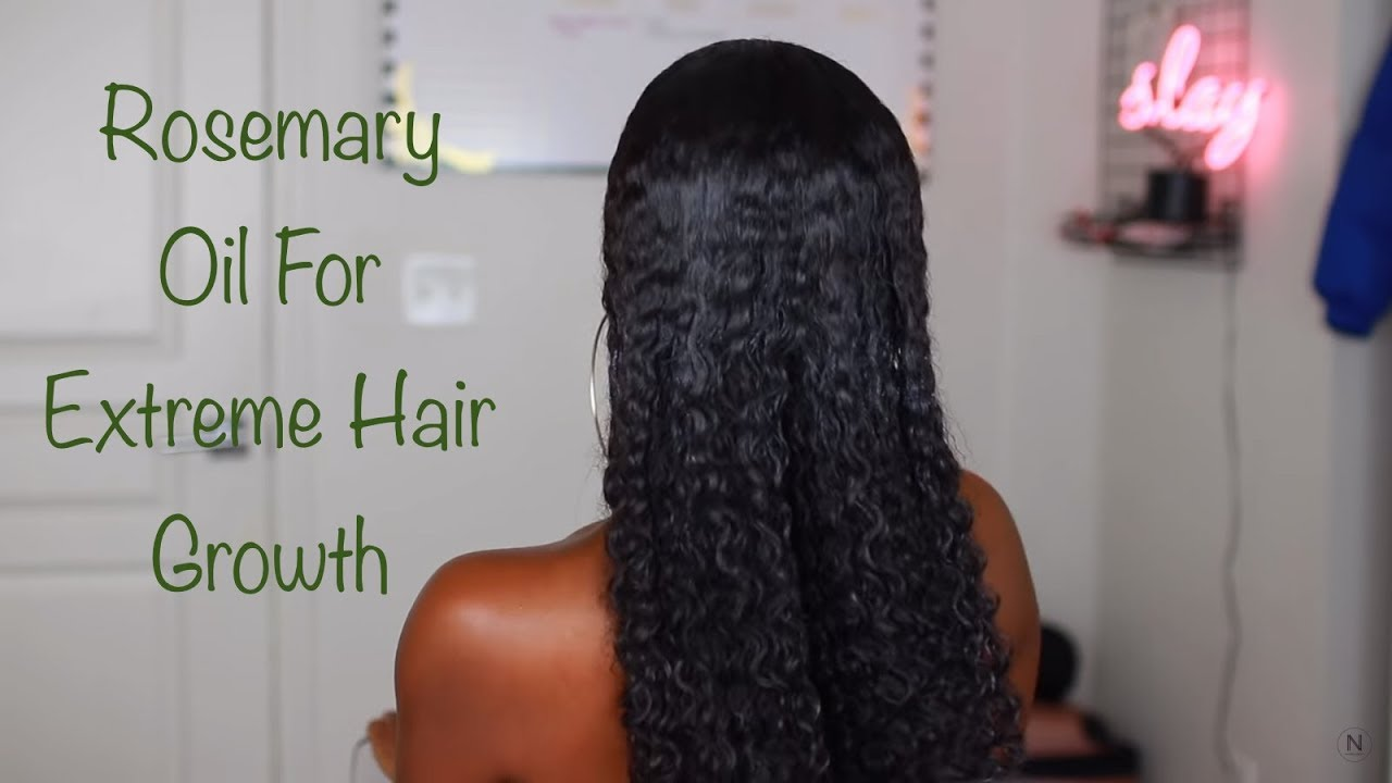 Download DIY ROSEMARY OIL FOR RAPID HAIR GROWTH [Easy Method] EXTREME HAIR GROWTH SERIES 2020