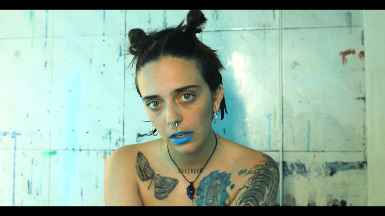 Martha Carpe - Entre Líneas (con Locus) - Videoclip