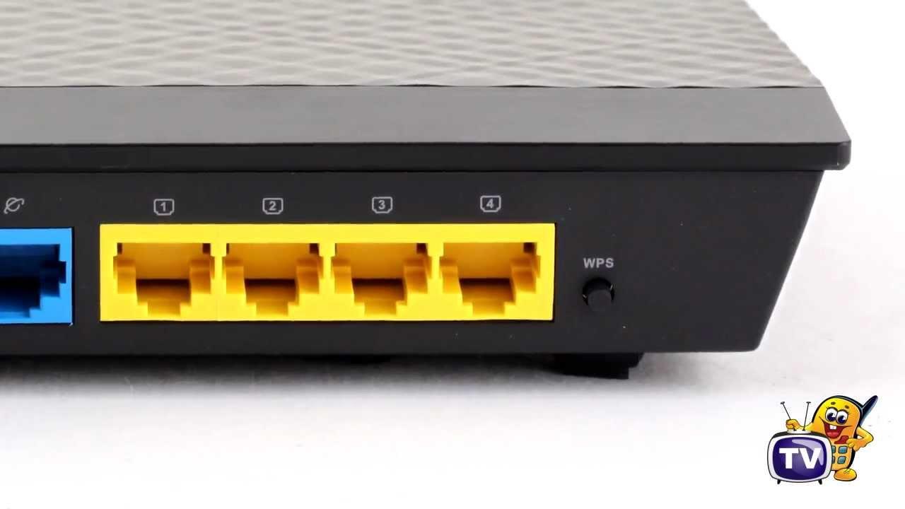 Обзор Wi-Fi роутер Маршрутизатор Asus RT-N12 - YouTube