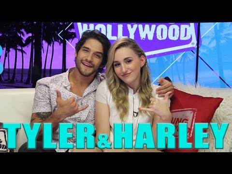 Tyler Posey & Harley Quinn Smith Play