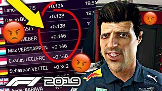 7 MORE STUPID THINGS IN F1 2019 CAREER MODE!