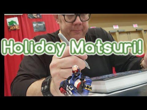 Meeting Fred Tatasciore at Holiday Matsuri 2017