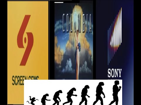 Logo Evolution: Sony Pictures Television (1948-present)
