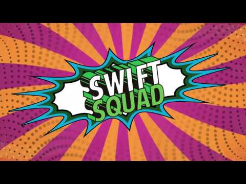 SWIFT Squad . #TakeControl