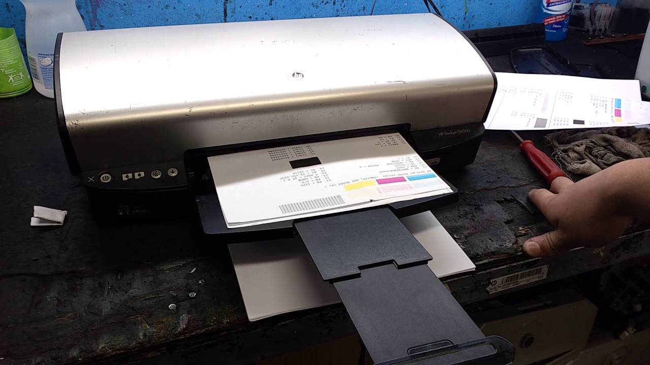 HP D4260 DESKJET DRIVER FOR WINDOWS DOWNLOAD
