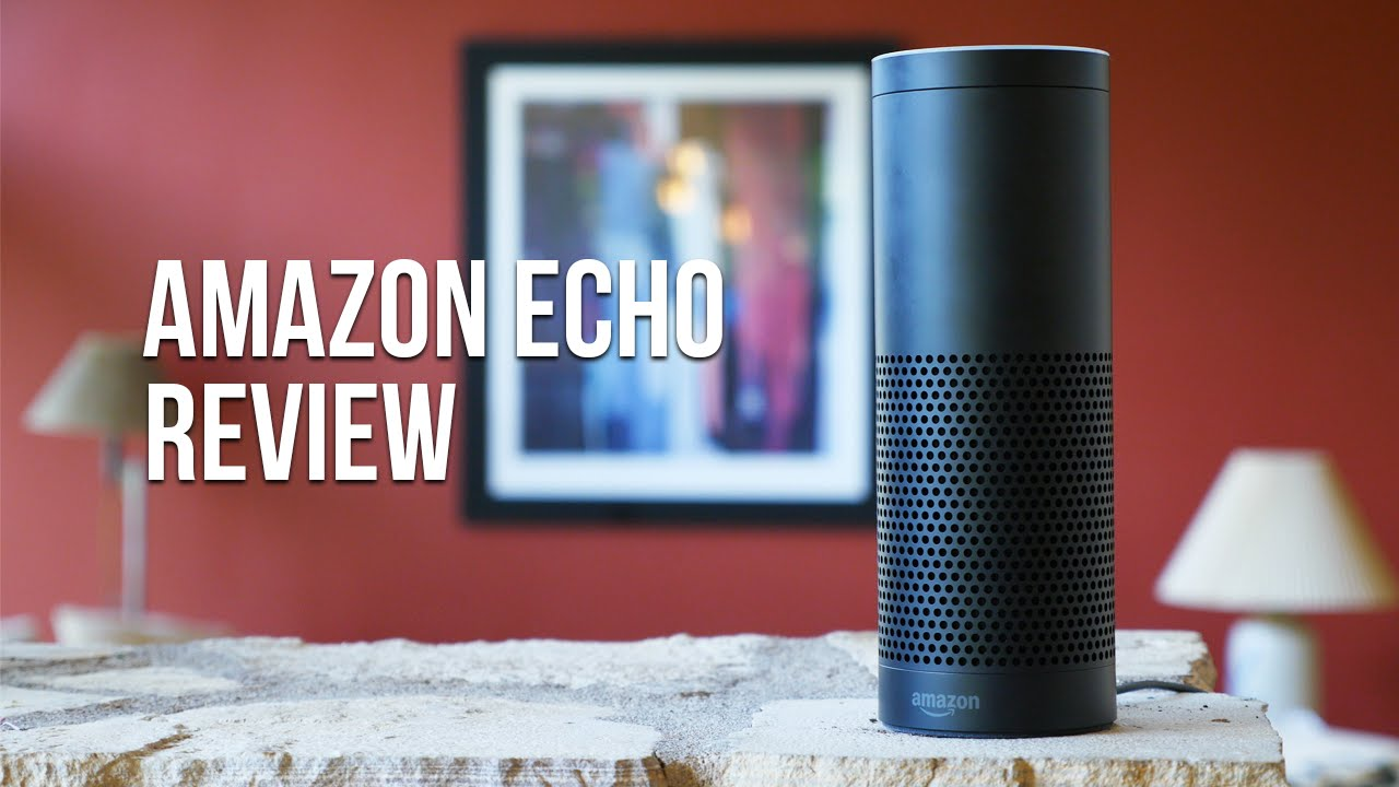amazon echo review the bluetooth speaker of the future. Black Bedroom Furniture Sets. Home Design Ideas