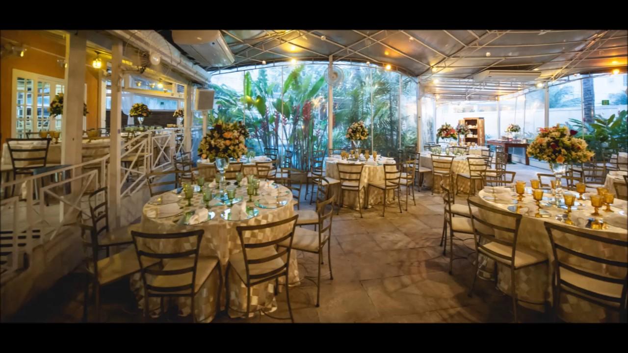 Tropical Casa De Festas Em Charitas Niterói Youtube