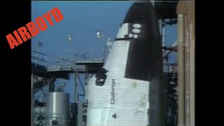 Space Shuttle Challenger Accident Investigation (1986)