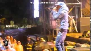 APACHE EN HIP HOP AL PARQUE 2014 // ORIGINAL COMBINATION