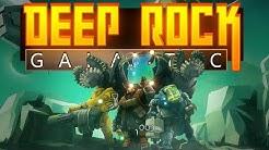 Deep Rock Galactic - Space Mining Dwarves! - Let's Play Deep Rock Galactic - Closed Beta