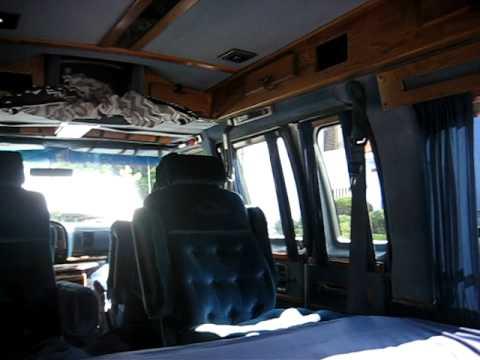 Ford Econoline Interior Space