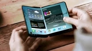 2014 Samsung Flexible OLED Display Phone and Tab Concept thumbnail