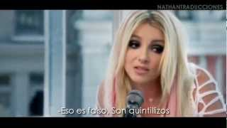 Britney Spears - I Wanna Go (Lyrics Sub. Spanish/Español) [HD] Official Video