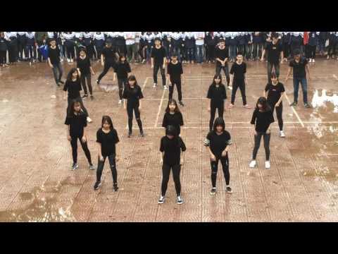 Nhảy dân vũ 11a6 THPT Phùng Khắc Khoan