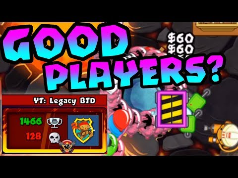 GOOD PLAYERS In BFB Colosseum! How To BEAT ENGINEER! | Bloons TD Battles