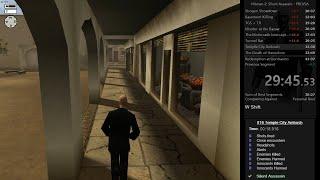 hitman 2: Silent Assassin - PRO/SA speedrun (40:31)
