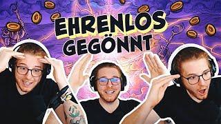EHRENLOS GEGÖNNT - SF Game | ungespielt Shakes & Fidget