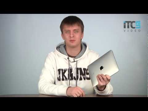 Обзор Apple iPad