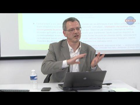 Le libre accès aux publications de SHS, entre marché et État
