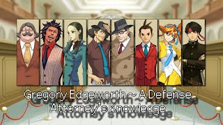 Ace Attorney: All Defense Attorney Themes 2015