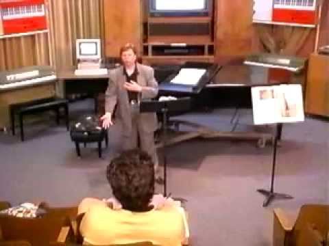 The Language of Music: Lecture 8 - Middle Ages to the Renaissance