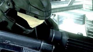 Halo 3 Saving private Ryan (sniper scene)